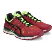 Asics GEL-KAYANO 22 Running Shoes For Men(Red)