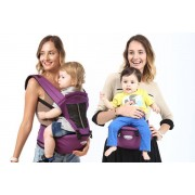 Suzhou Dashijie Electronics Co., Ltd £14.99 instead of £36 (from Secret Storz) for an adjustable baby carrier sling backpack - save 58%