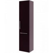Dulap inalt suspendat, cu cos de rufe, Aquaform Amsterdam, violet, 40x32xH170 -0415-202812