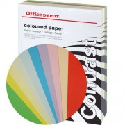 Papper A4160g sort.färg 250/fp