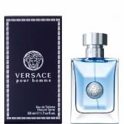 Versace Pour Homme Eau De Toilette Spray 50ml
