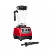 Licuadora comercial Katana - 1.500 W - 32.000 rpm - 2 L - rojo - temporizador