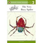 The Very Busy Spider/Eric Carle
