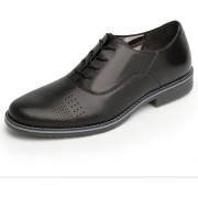 Zapatos Flexi Para Hombre Casual - 92405 Negro