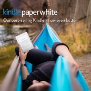 Kindle Paperwhite 6 High Resolution Display (300 ppi) with Built-in Light Wi-Fi - White