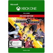 NARUTO TO BORUTO: SHINOBI STRIKER DELUXE EDITION - XBOX ONE - XBOX LIVE - WORLDWIDE - MULTILANGUAGE