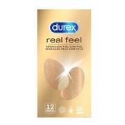 Real feel preservativos 12unidades - Durex