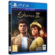Shenmue III - Day 1 Edition - PS4