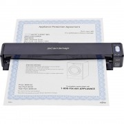 Prijenosni skener dokumenata iX100 ScanSnap Fujitsu A4 600 x 600 dpi 10 stranica/min USB, WLAN 802.11 b/g/n