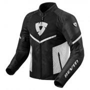 REV'IT! REVIT! Jacket Arc Air - Zwart-Wit - Zwart-Wit - Size: XYL