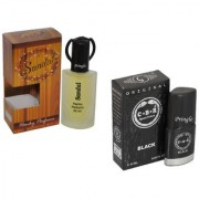 Skyedventures Set of 2 Sandel 30ml-C.B.R 20ml Perfume