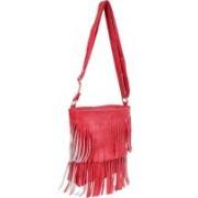 AANIA HAUTE Women Red Sling Bag