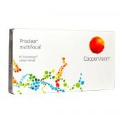 Proclear Multifocal XR Monatslinsen von CooperVision 3 Linsen