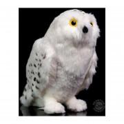 Peluche Q-pals Hedwig de Harry Potter Lechuza