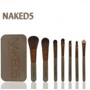 Set 7 pensule Make-up Naked5 Urban Decay