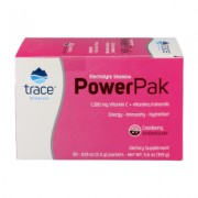 Power Pak Electrolyte Stamina & Vitamin C - Mirtillo rosso