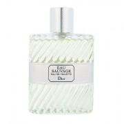 Christian Dior Eau Sauvage eau de toilette senza nebulizzatore 100 ml uomo