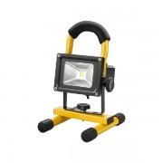 Extol Craft Nabíjecí LED reflektor 10W s podstavcem LED reflektor 10W 43122