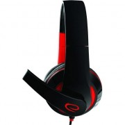 CONDOR negru și roșu (EGH300R)