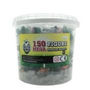 Set Figurine Soccerstarz 150 Piece Bargain Bucket