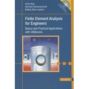 Finite Element Analysis for Engineers: Basics and Practical Applications with Z88aurora, Hardcover/Frank Rieg