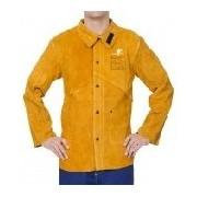 44-2530 Golden Brown™ jachetă de sudură din şpalt de vită