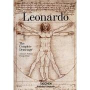 Zllner, Frank Leonardo Da Vinci. the Complete Drawings