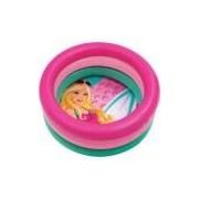 Piscina 68l Redonda Barbie Fashion Fun