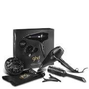 ghd Air Kit (ghd Diffuser och Size 3 Ceramic Brush)
