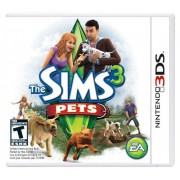Electronic Arts Sims 3 Pets / Game Nintendo 3DS