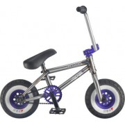 Rocker Reggie Raw Mini BMX