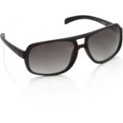 Joe Black Rectangular Sunglasses(Grey)