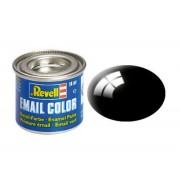 REVELL BLACK GLOSS olajbázisú (enamel) makett festék 32107