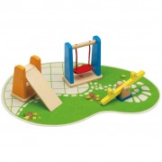 Hape Doll's Playground E3461