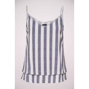 Only Top - Blauw