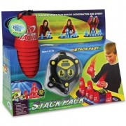 Speed Stacks Stack Pack - 12 RED Competition Cups with DVD, Precision Timer and Mat