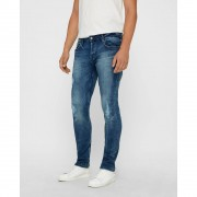Only & Sons Loom Blue Washed jeans