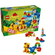 Lego Duplo 10565 Creative Suitcase, Multi Color