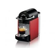 DeLonghi Cafetera de Cápsulas DELONGHI Nespresso Pixie EN125R (19 bar - Rojo)