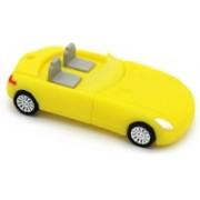 Microware Sports Car Shape 8 GB Pen Drive (Yellow) 8 GB Pen Drive(Yellow)