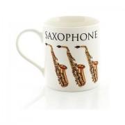Music Sales Keramikbecher Saxophone Mug Kaffeetasse