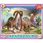 Puzzle - Apatozaurus (240 De Piese)/***