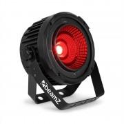 Beamz COB50, LED-стробоскоп, DMX- / самостоятелен режим 9 канала DMX, черен (Sky-150.623)