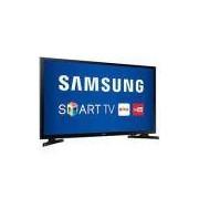 Smart Tv Led 40 Samsung Un40j5200agxzd Full Hd Com Conversor Digital