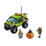 Lego - City Volcano Explorers - Camion De Explorare A Vulcanului