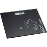 GVC Ultra-Slim (2.2cm) Personal Body Weight Machine Weighing Scale(Black)