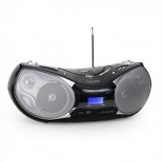 AH 231 Boombox CD MP3 USB SD AUX
