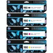 HP D8J10A Patron Bk 10k No.980A Eredeti HP kellékanyag Cikkszám: D8J10A
