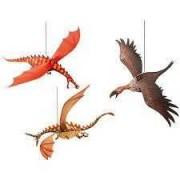 Decoratie camera copil dragoni