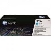 Тонер касета за HP 305A Cyan LaserJet Toner Cartridge - CE411A